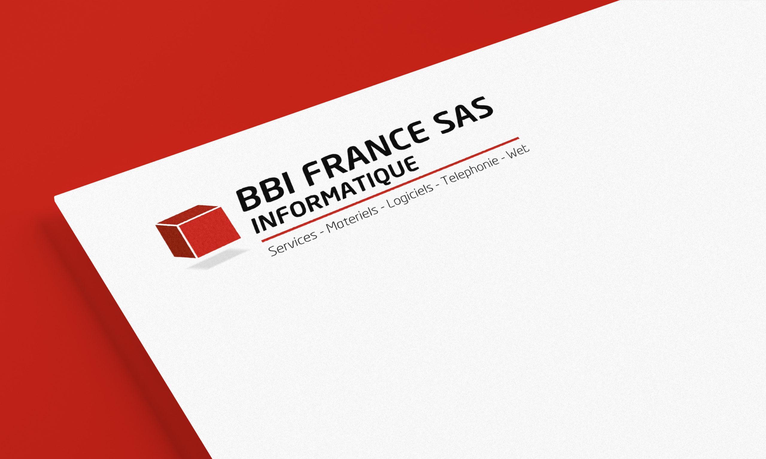 Logotype BBI France, services informatiques à Annecy