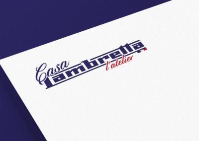 Logo Atelier Casa Lambretta