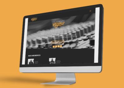 Site Web La Mante Religieuz