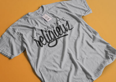 T-Shirts La Mante Religieuz