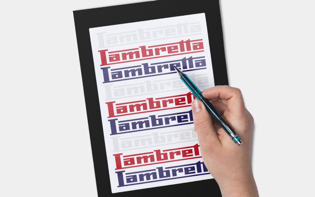 Lambretta Design