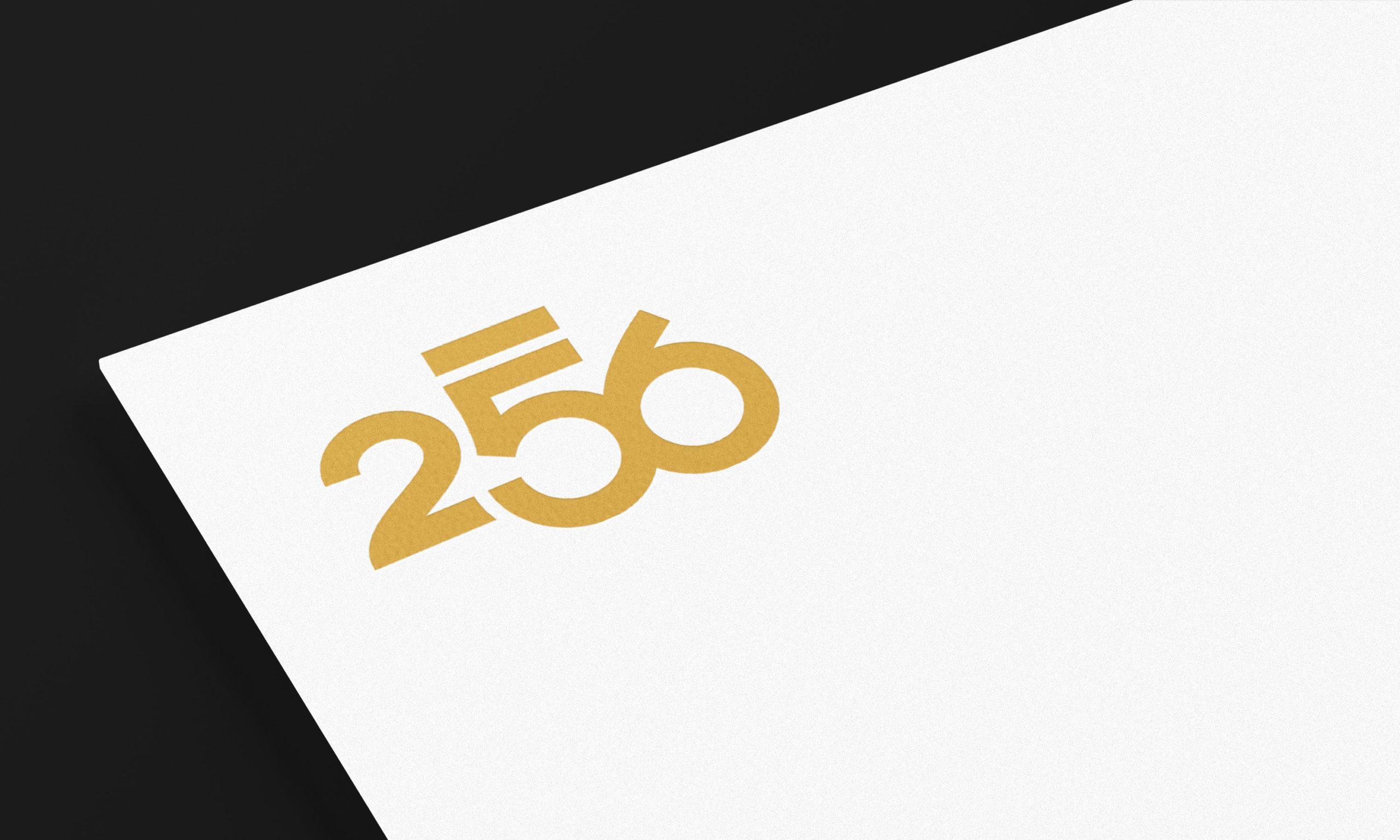 Logo bijouterie 256 Jewelry par NGDesign en Savoie. Votre agence de communication