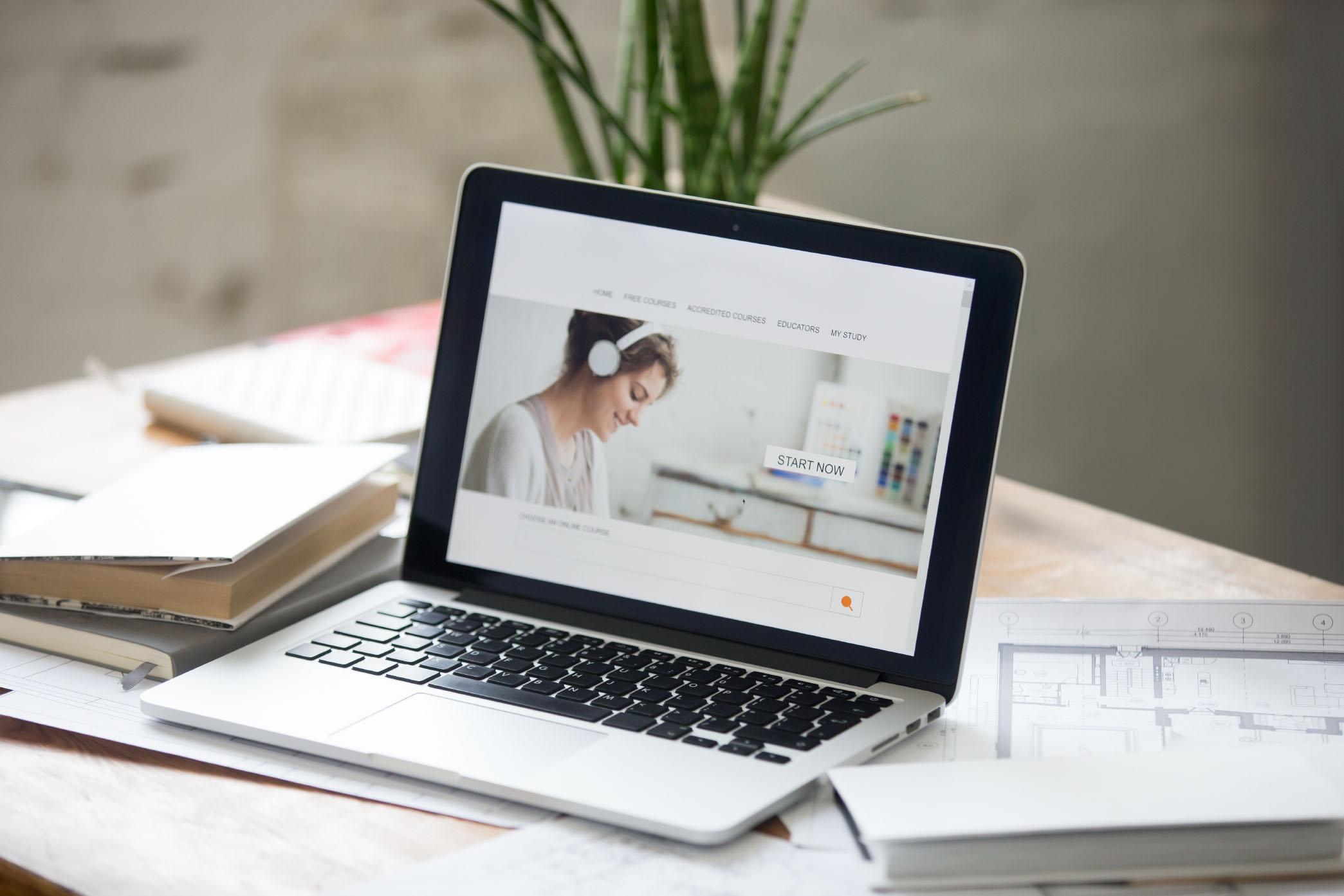 Votre site vitrine. NGDesign concepteur de site web proche de Chambéry en Savoie