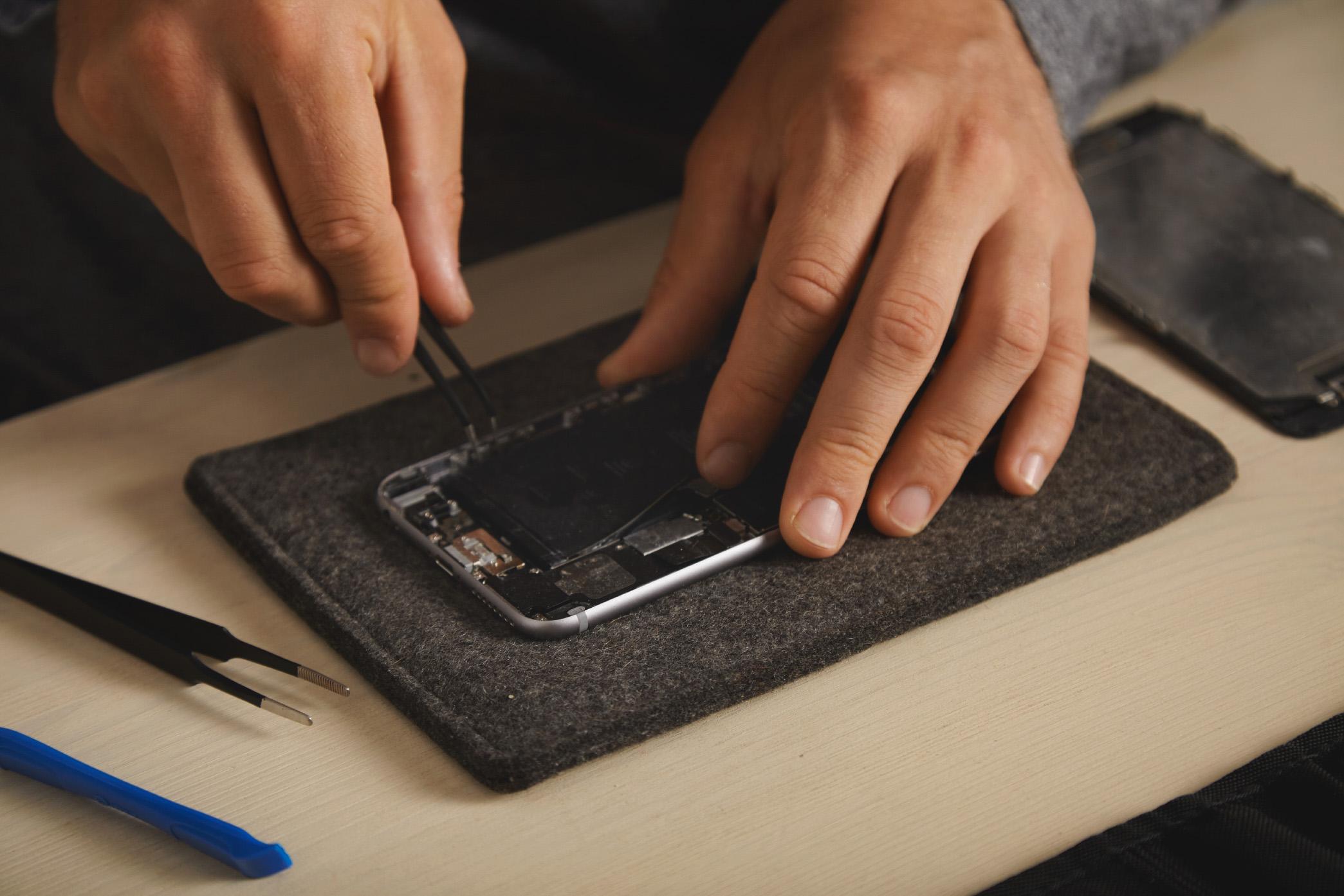 Réparation iPhone à La Motte Servolex