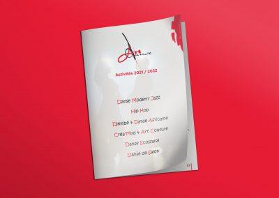 Brochures 2021 Art Danse